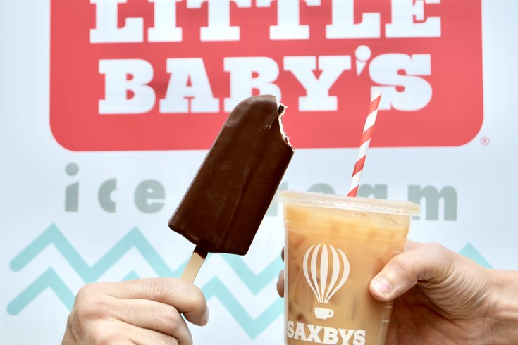 Saxbys serving CBD-infused cold brew coffee on 4/20