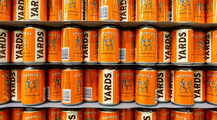 Yards Brewing Co. beer delivery