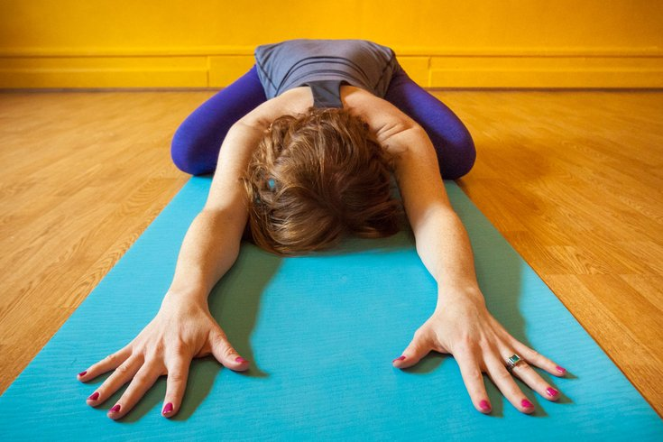 Carroll - Child's Pose Yoga Class