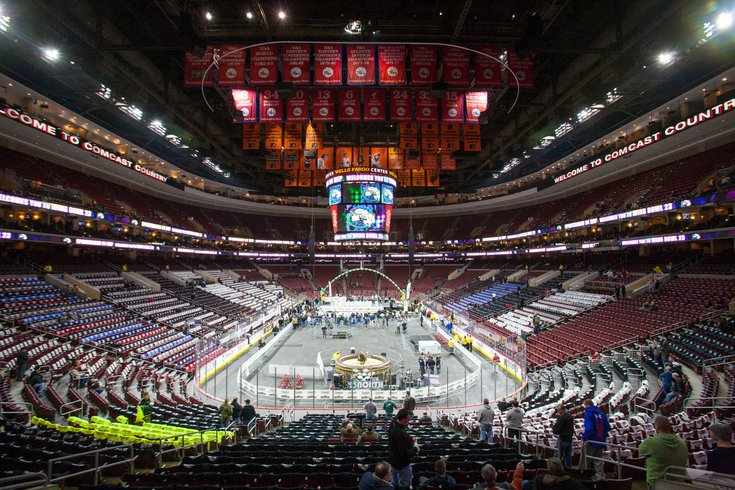 Wells Fargo Center Increasing Security Following Paris Attacks