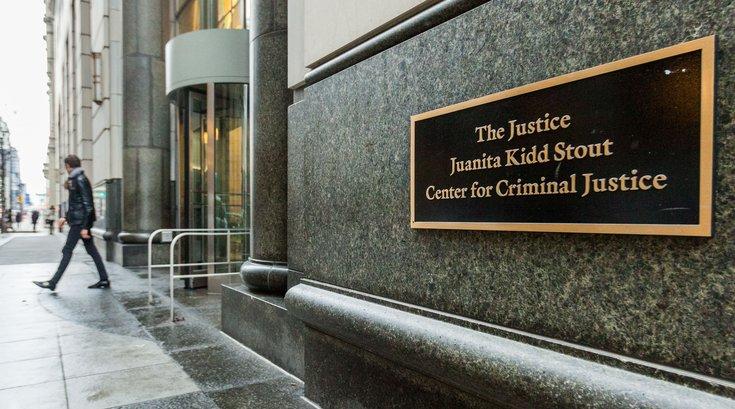 Philadelphia criminal justice center