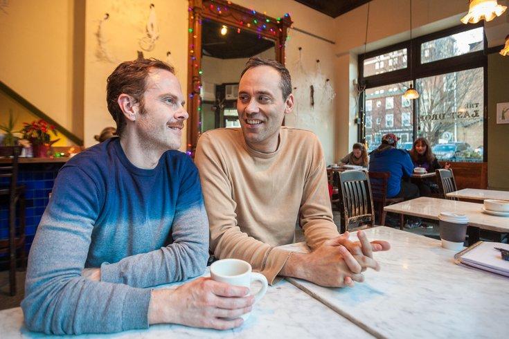 Dito and Matthew Neenan