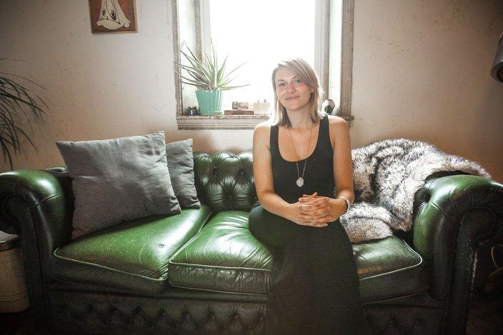 Amanda Shoulson Portrait