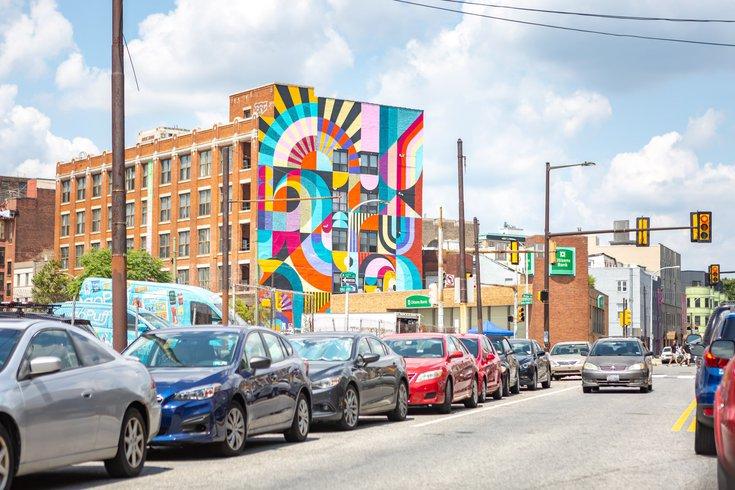 Mural Miles run