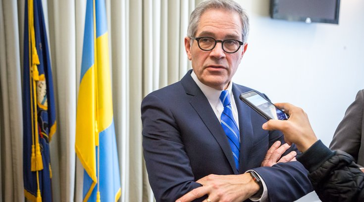 Stock_Carroll - Philadelphia District Attorney Larry Krasner