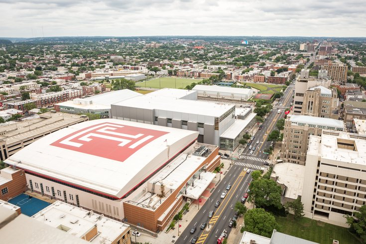 Carroll - Temple University and North Philadelphia.