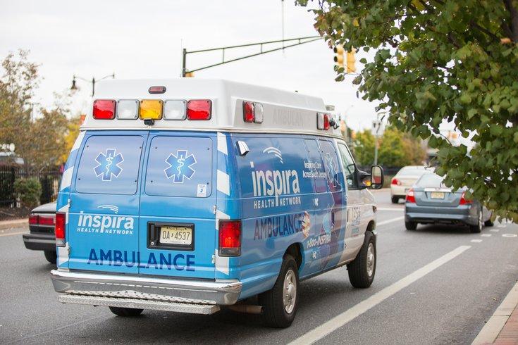 Stock_Carroll - New Jersey Ambulance Inspira