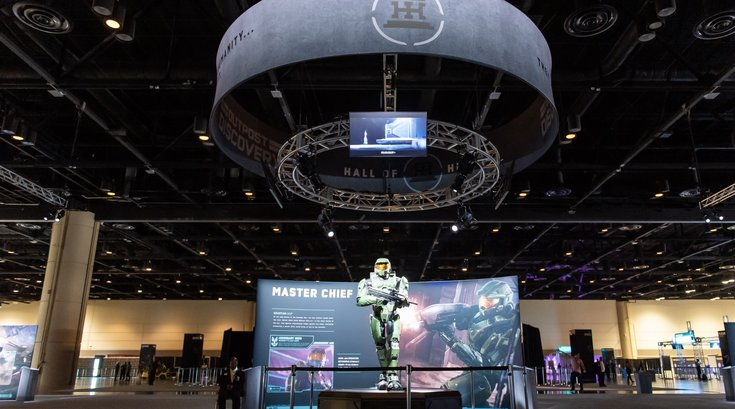 Halo: Outpost Discovery coming to Philly July 19-20.