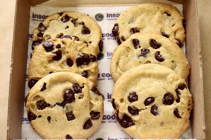 Insomnia Cookies pajama party