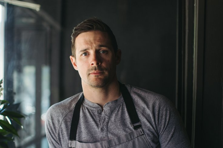 Nick Elmi has new cookbook, Laurel: Modern American Flavors in Philadelphia