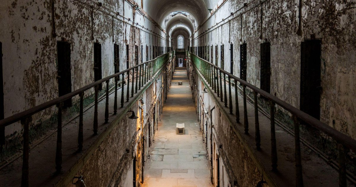 Eastern State Penitentiary offering nighttime tours this fall