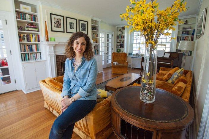 Amy Cuker Portrait