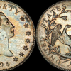 1794 Silver Dollar auction