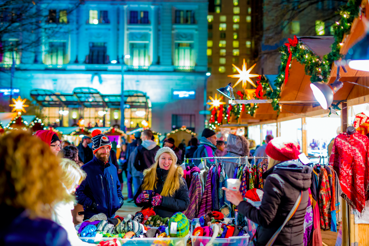 Philadelphia Christmas Market.Your Go To Guide To Navigating 2017 Christmas Village In