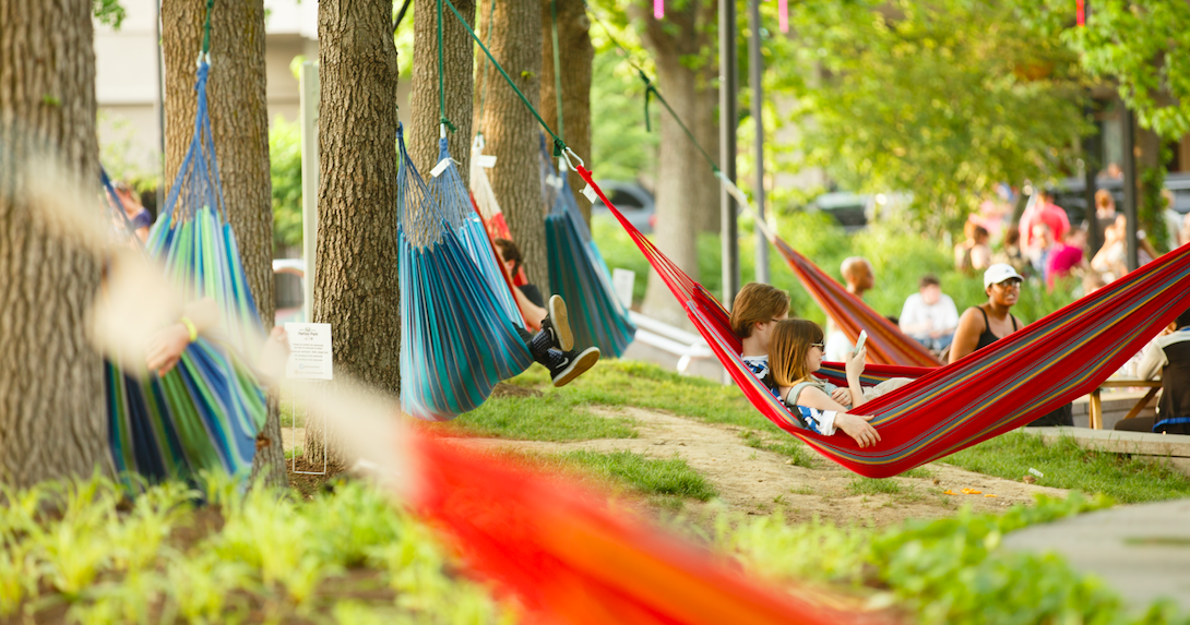 Need to de-stress? These are the 5 best places to relax outdoors in Philly
