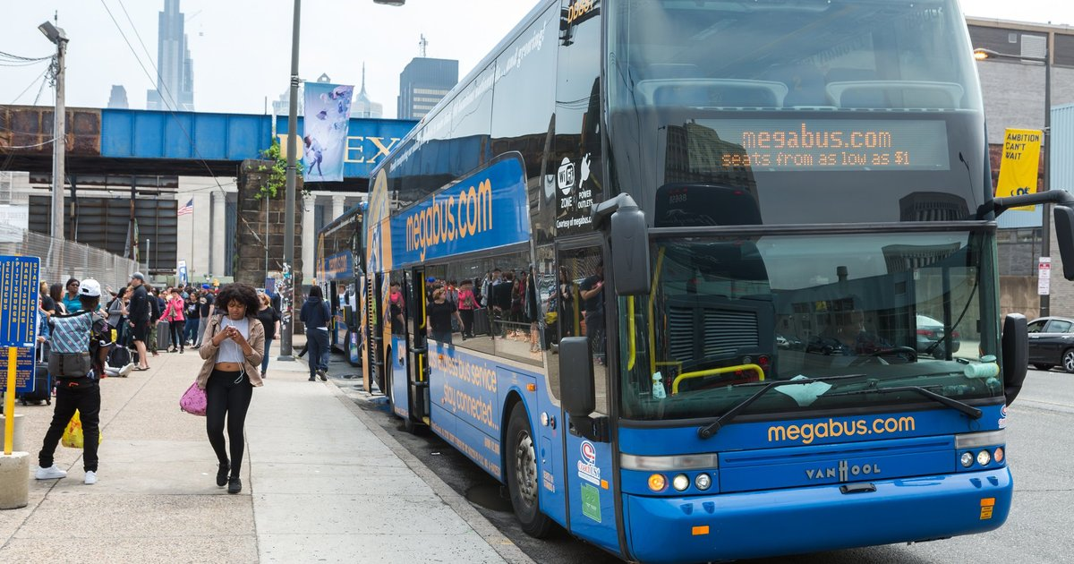Megabus offering $2.29 fares to and from Philly for Leap Day