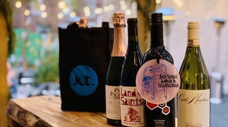 Inauguration Wine Package