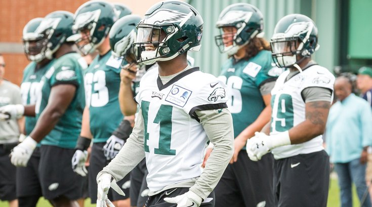Carroll - Eagles Stock Jeremy Reaves