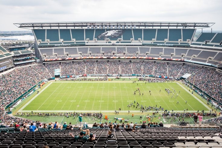 Eagles fans invited to take ho...