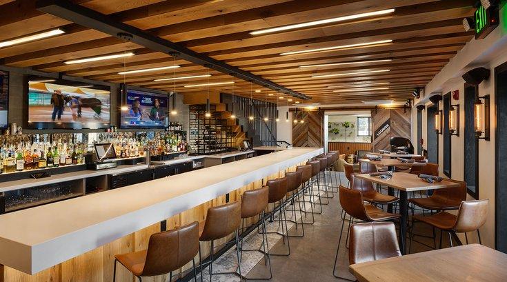 SOMO SoPhi bar in South Philly