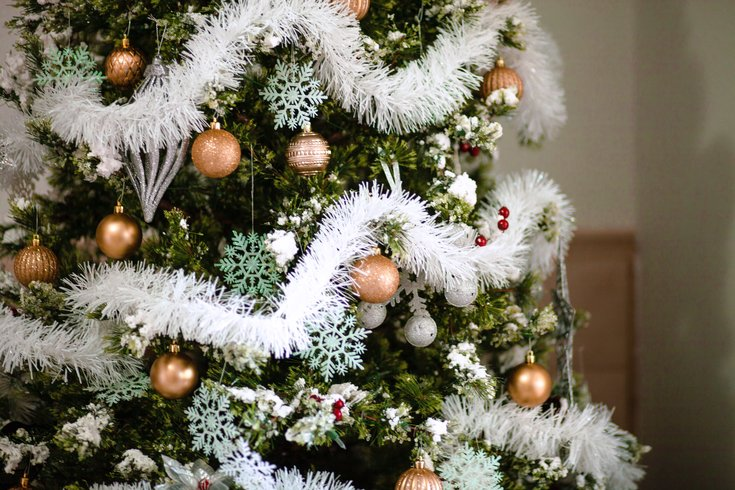 Porta selling Christmas trees
