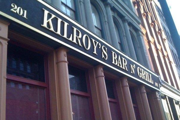 Kilroy's bar in Indianapolis.