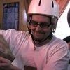 Hickey in Helmet