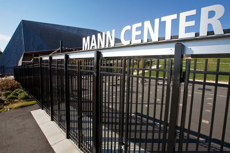 Mann Center - Hail to the Heroes