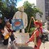 Trump Rittenhouse Statue