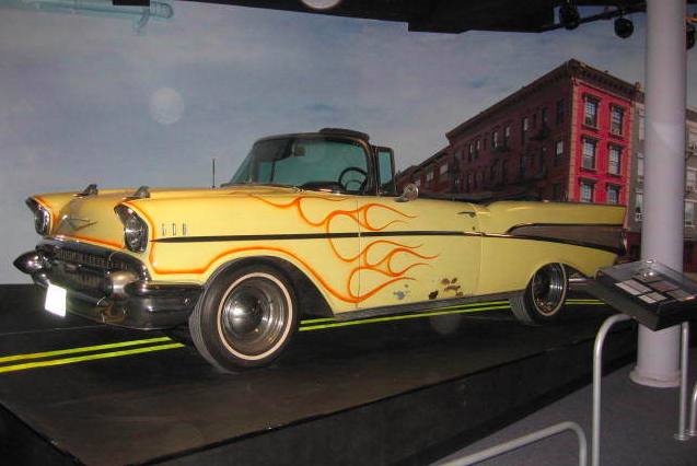 Bruce Springsteens 1957 Chevy Is Up For Sale On Ebay Phillyvoice