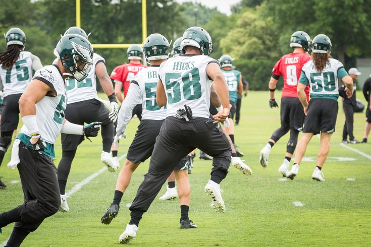 b26eaed2214 Is the Eagles' roster better or worse in 2018 than it was in 2017 ...