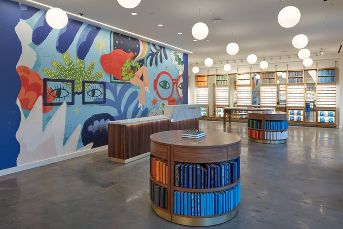 Warby Parker in Suburban Square