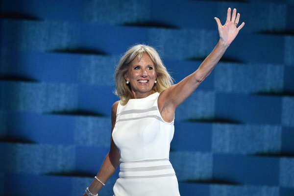 Philly girl' Jill Biden removes heckler from campaign rally | PhillyVoice