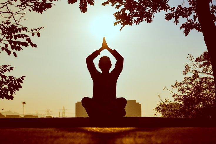 Meditation anxiety stress