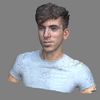 Photogrammetry Dense Cloud Scan