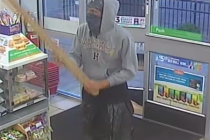 2x4 robber Northeast 7-11