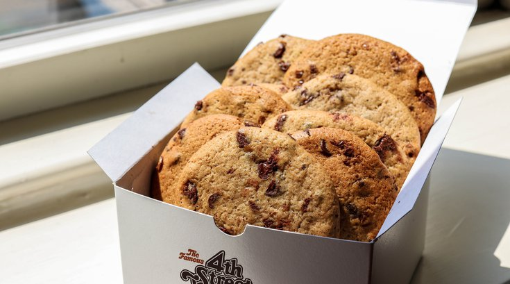 Famous 4th Street Cookies