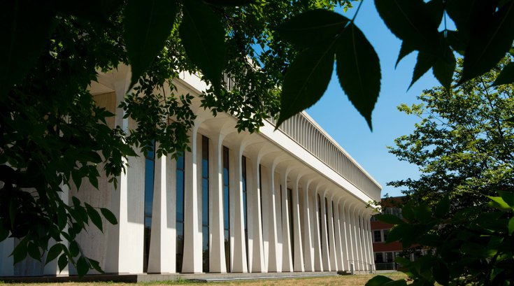Princeton University Woodrow Wilson