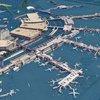 phila airport sea levels