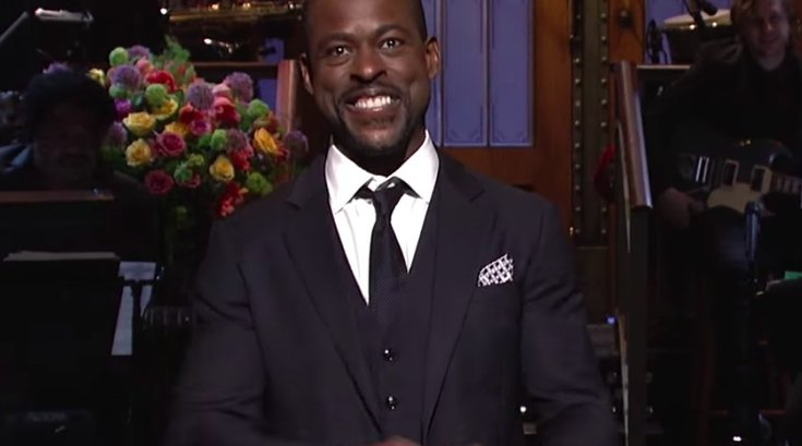 sterling k brown SNL
