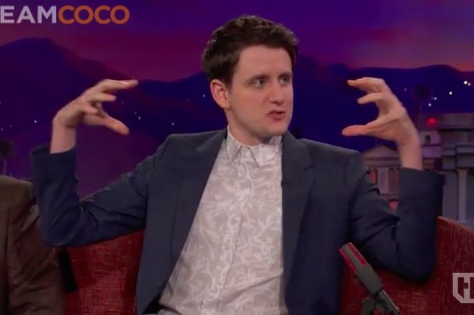 zach woods conan