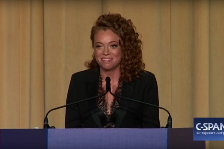 michelle wolf white house