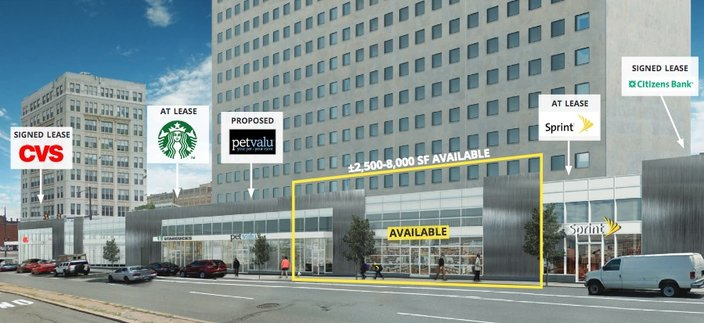 Cvs Other Retail Chains Slated For North Broad Development Beside