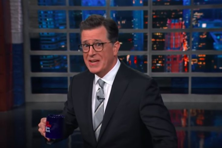 colbert cbs ceo late show