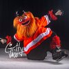 gritty flyers mascot