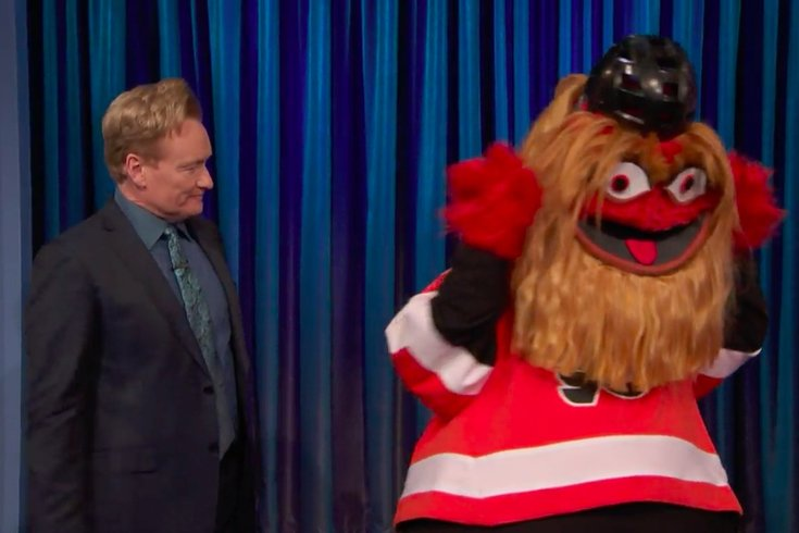 conan obrian gritty reveal