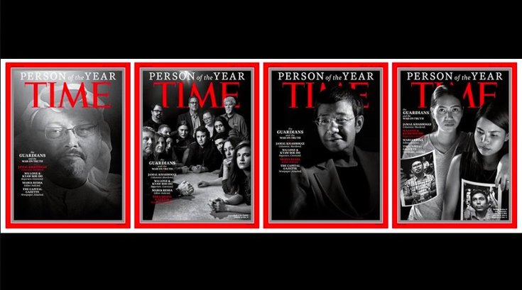 person of the year 2018 TIME