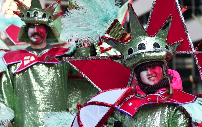 2018 Mummers Parade photos - Slabbers