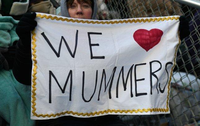 2018 Mummers Parade