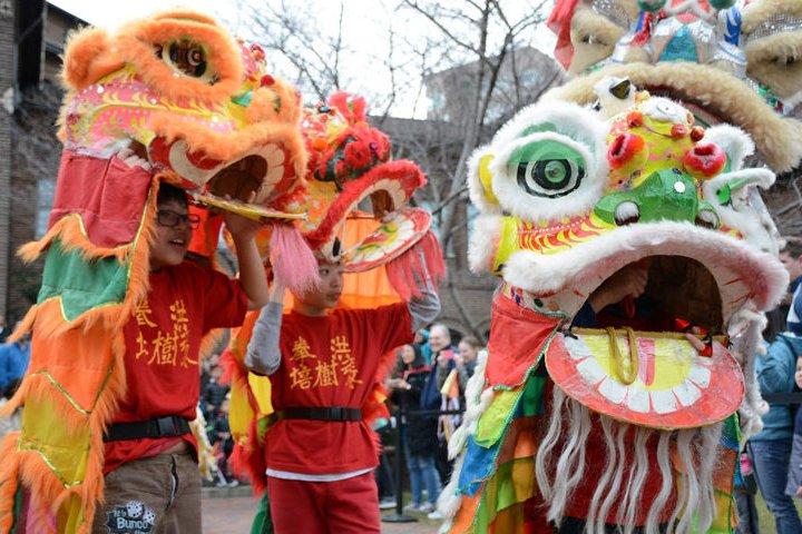 Lunar New Year at Penn Museum